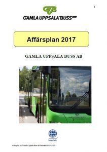Affärsplan 2017