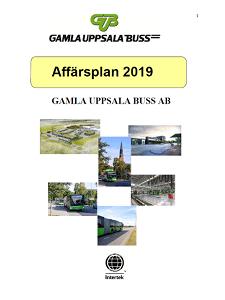Affärsplan 2019